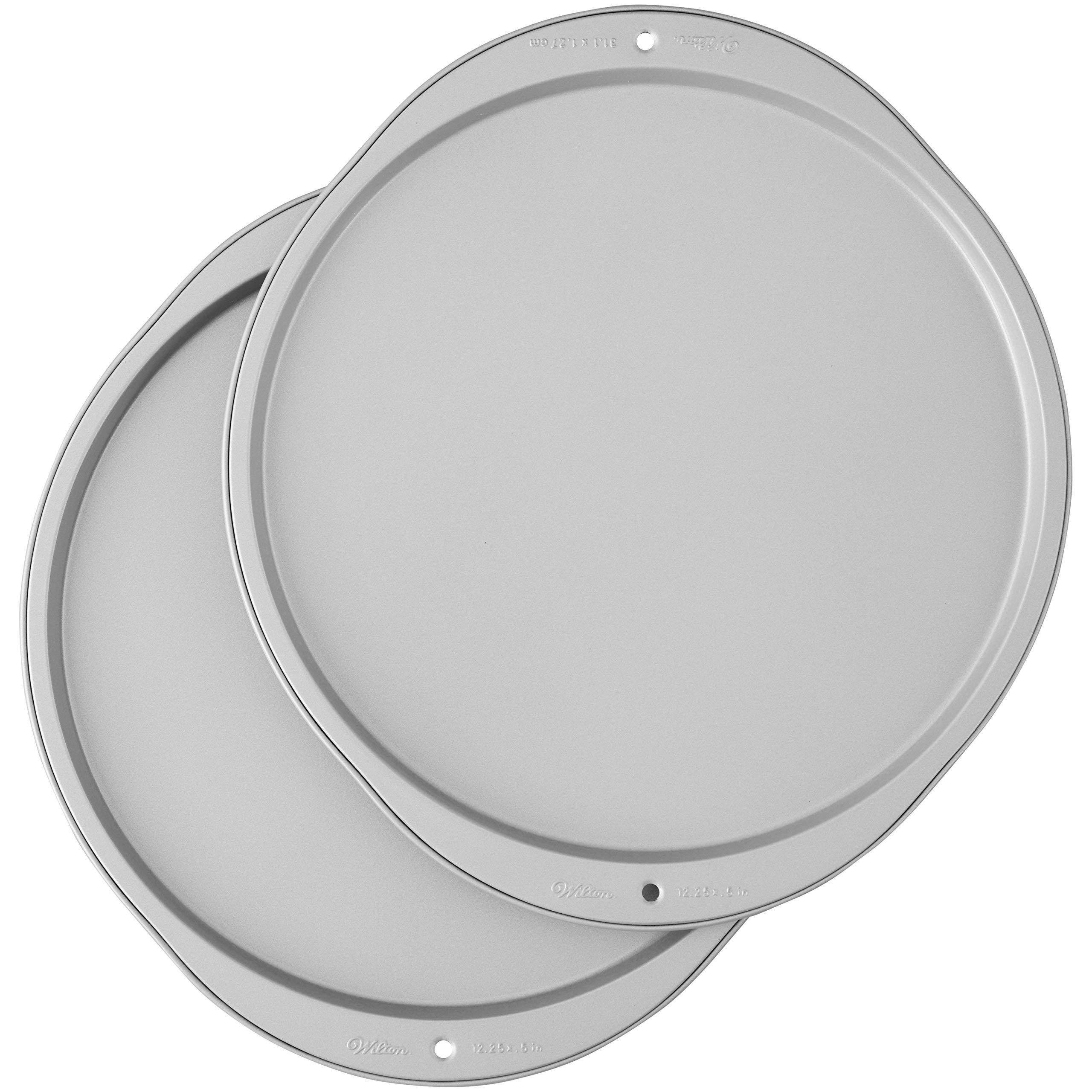 Wilton Recipe Right Pizza Pans,  2-Piece Set by Wilton (Image #1)