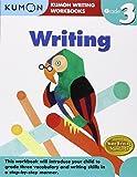 Writing, Grade 3 (Kumon Writing Workbooks)