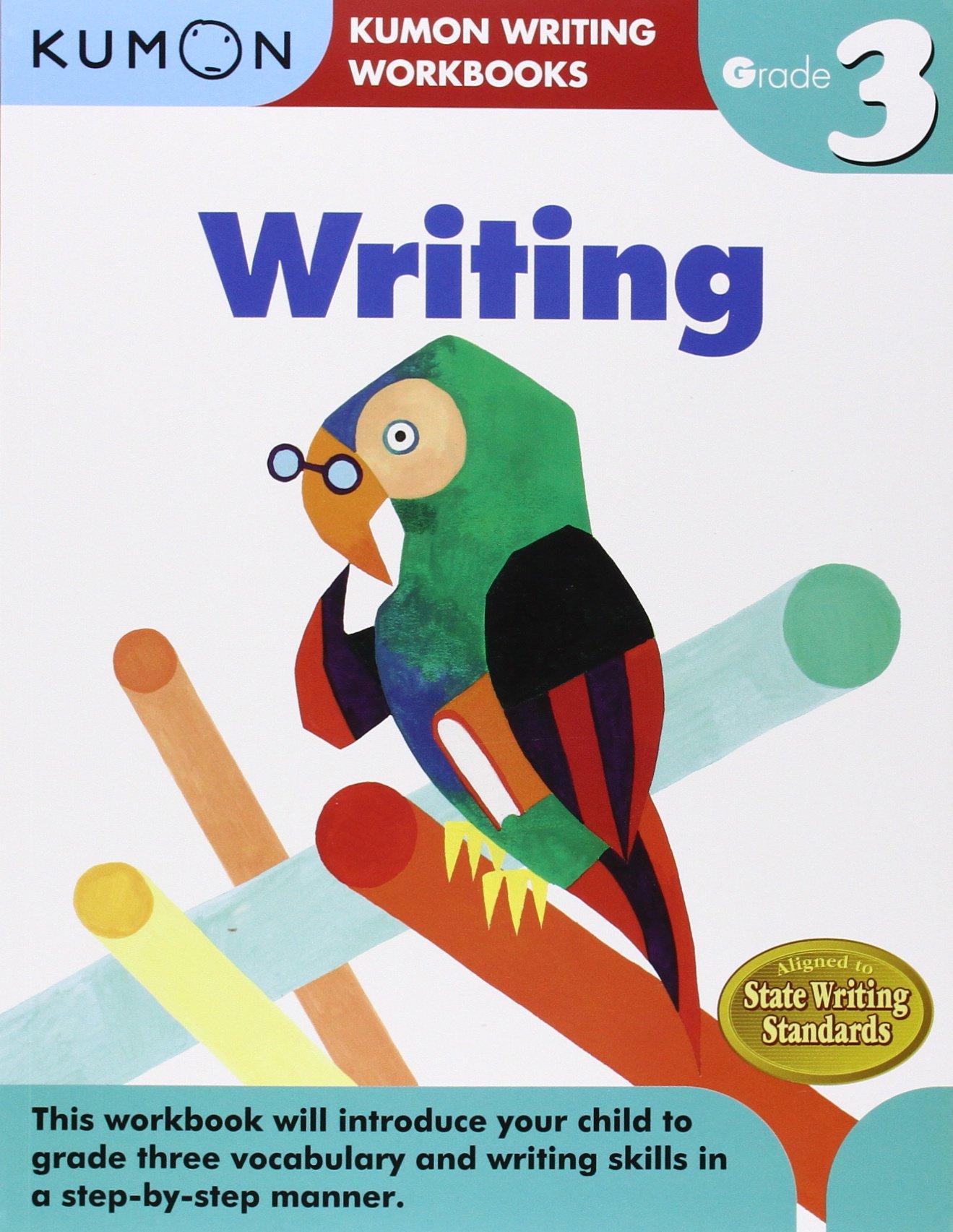 Read Online Grade 3 Writing (Kumon Writing Workbooks) pdf