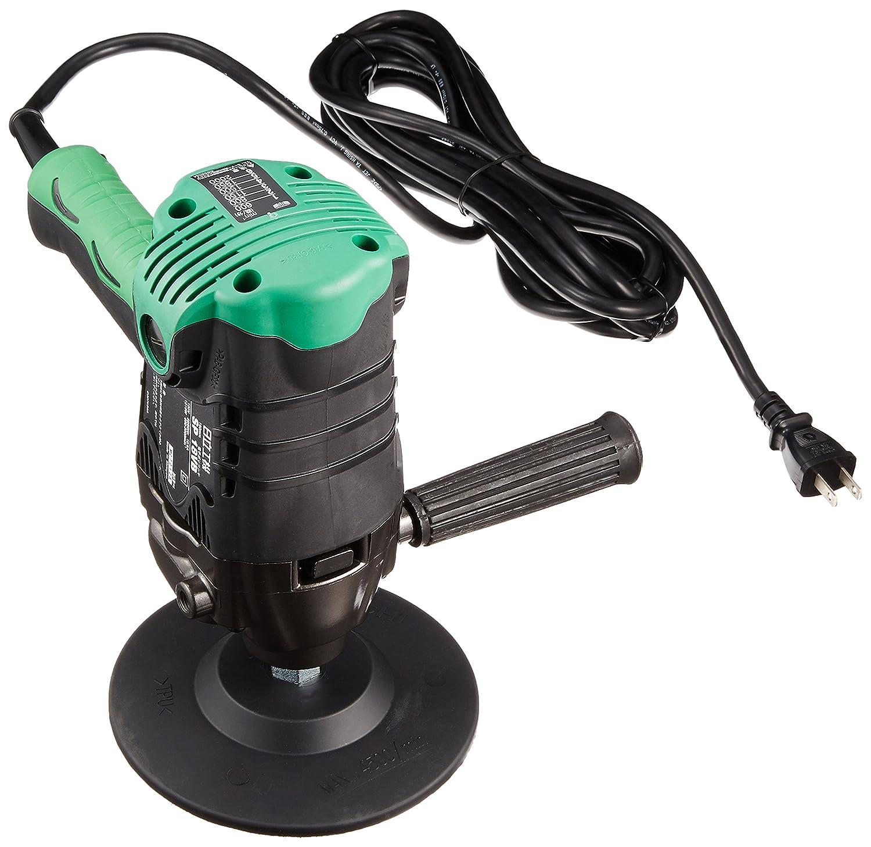日立工機 電子ポリッシャー パット径125mm AC100V 1010W ダイヤル式無段変速 本体のみ SP13V(N) B003Y6CWN0 パット径125mm|パット別売 パット径125mm