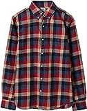 (コーエン) COEN ネルチェックボタンダウンシャツ 75106058111