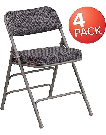Sensational Folding Chairs Amazon Com Inzonedesignstudio Interior Chair Design Inzonedesignstudiocom