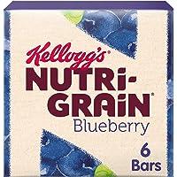 Kellogg's Nutri-Grain Fruity Breakfast Bars Blueberry, 37g Bars