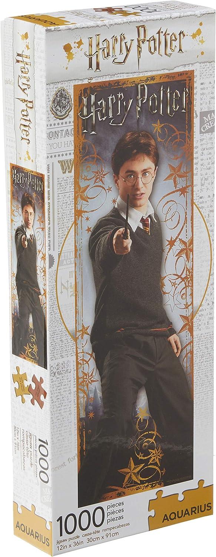 Harry Potter Hermione 1000 Pc Slim Puzzle Aquarius 73039