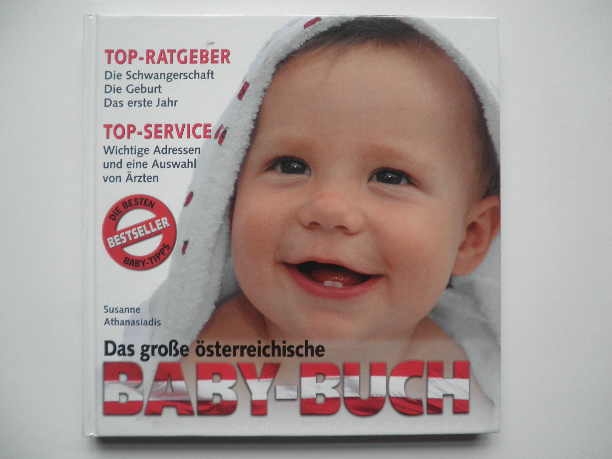 Das grosse österreichische Babybuch