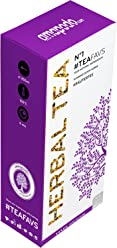 amapodo herbal tea blend 80g healthy and delicious, ideal for the teapot, herbal tea made in Germany