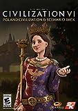 シドマイヤーズ シヴィライゼーション VI - ポーランド文明 & シナリオパック[日本語]|オンラインコード版