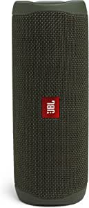 JBL Flip 5 Portable Wireless Waterproof Speaker - Green