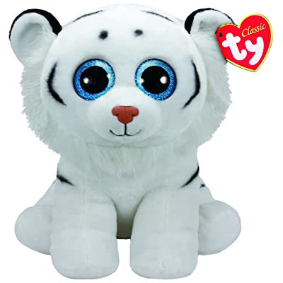 Ty Beanie Babies 90227 Tundra the Tiger Large Classic: Toys & Games