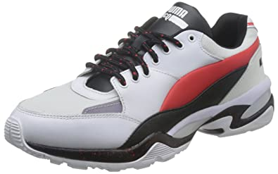 Baskets PUMA MAC QUEEN TECH RUNNER LO: : Chaussures