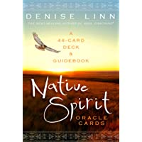 Native Spirit Oracle Cards: A 44-Card Deck & Guidebook
