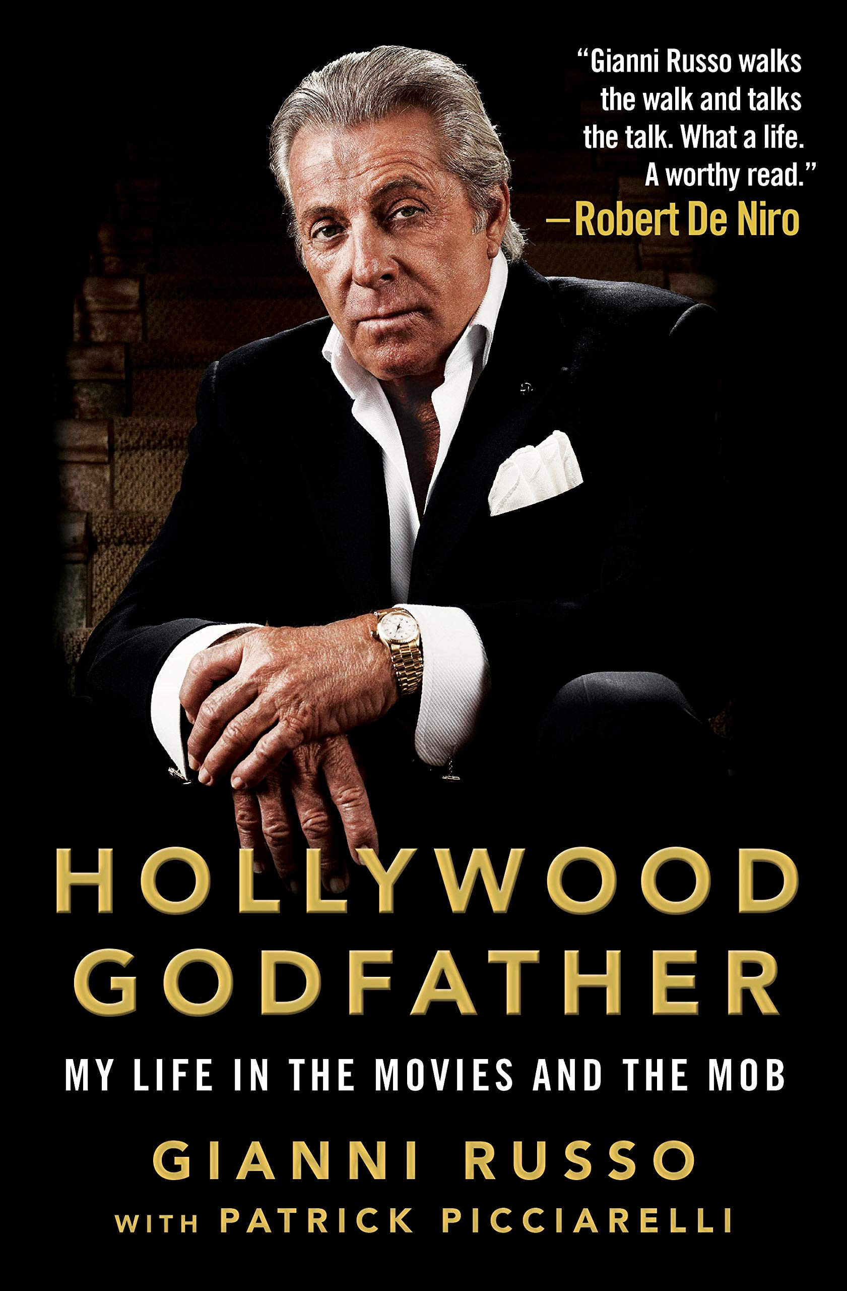 Hollywood Godfather: My Life in the Movies and the Mob ...
