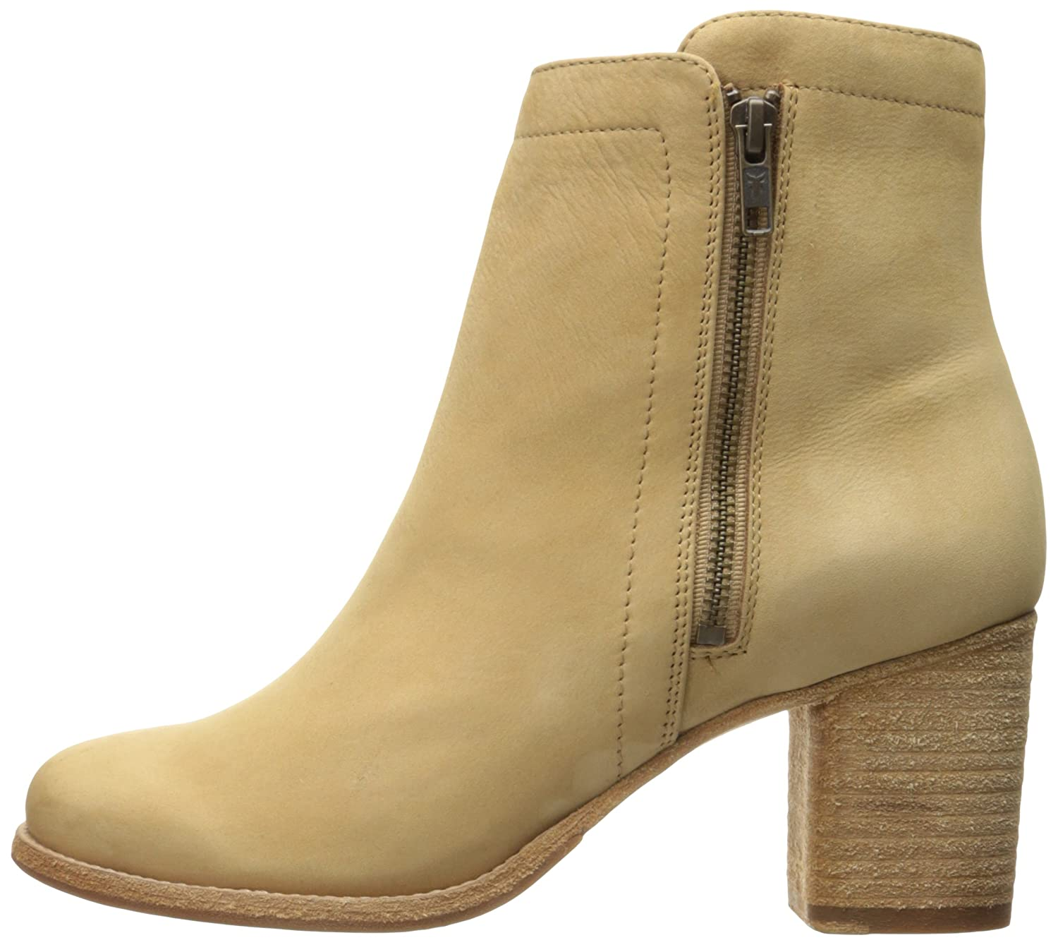 c0f9c2ace935 FRYE Women s Addie Double Zip Boot Boot Boot B01H4X820A 7.5 B(M) US ...