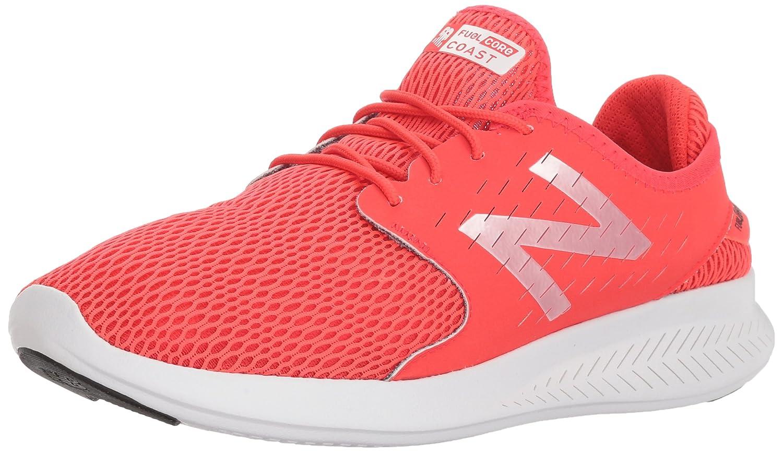 New Balance Women's Coast V3 Running-Shoes B01N0GK6EF 7 D US Red