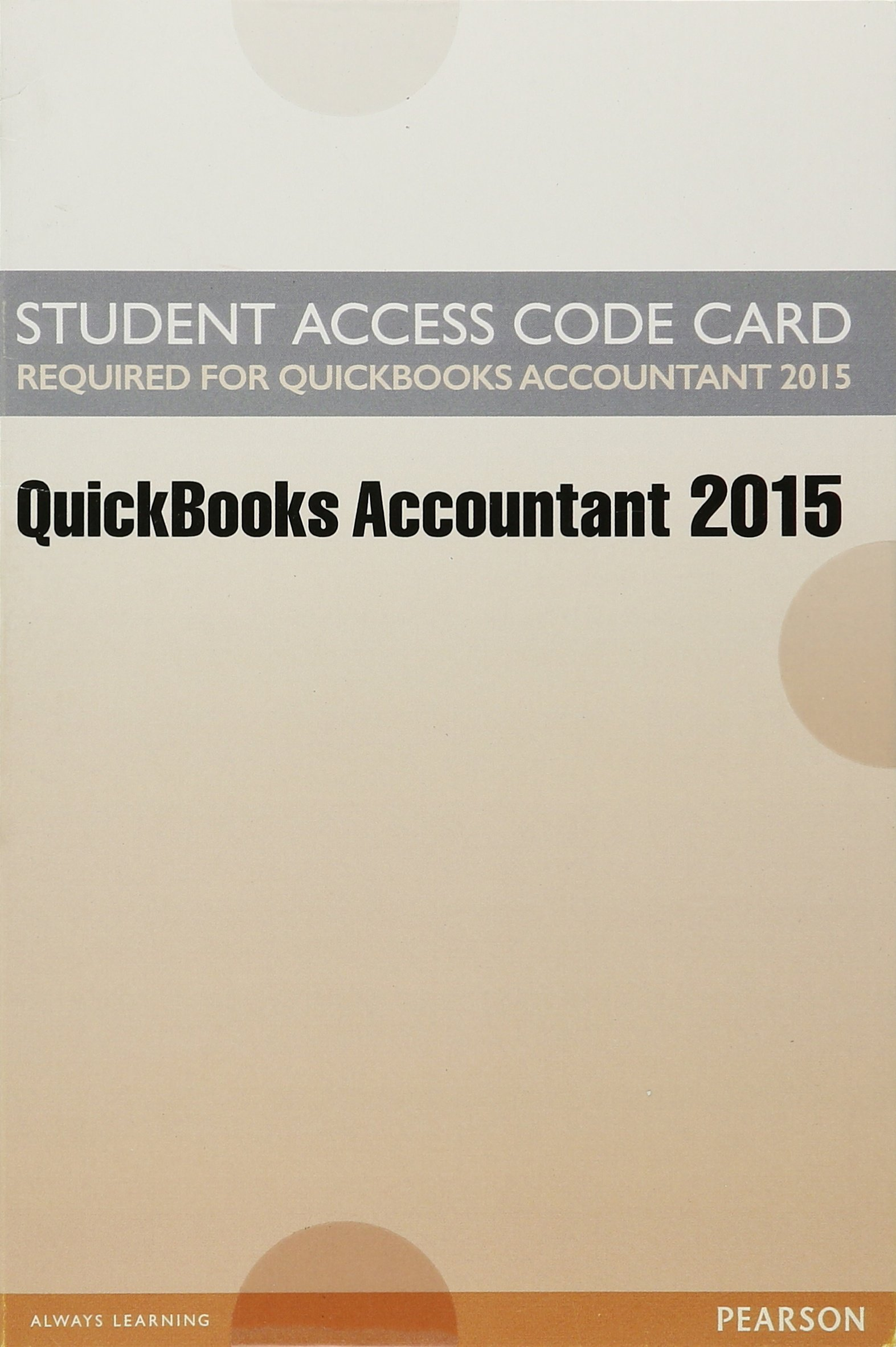 Download Access Card for Intuit QuickBooks 2015 pdf epub