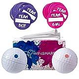 Winsharp Gender Reveal Golf Balls Exploding Golf