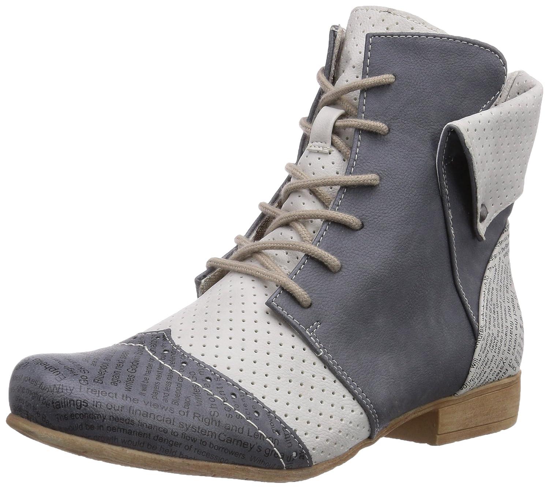 Rieker 97017 Damen Halbschaft Stiefel  Amazon.de  Schuhe   Handtaschen 0db497231b