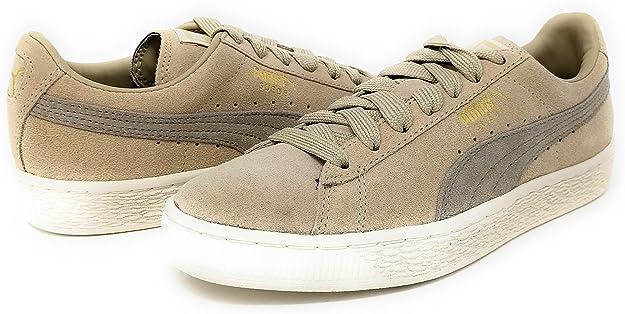 Puma Adult Suede Classic Shoe+ Sz