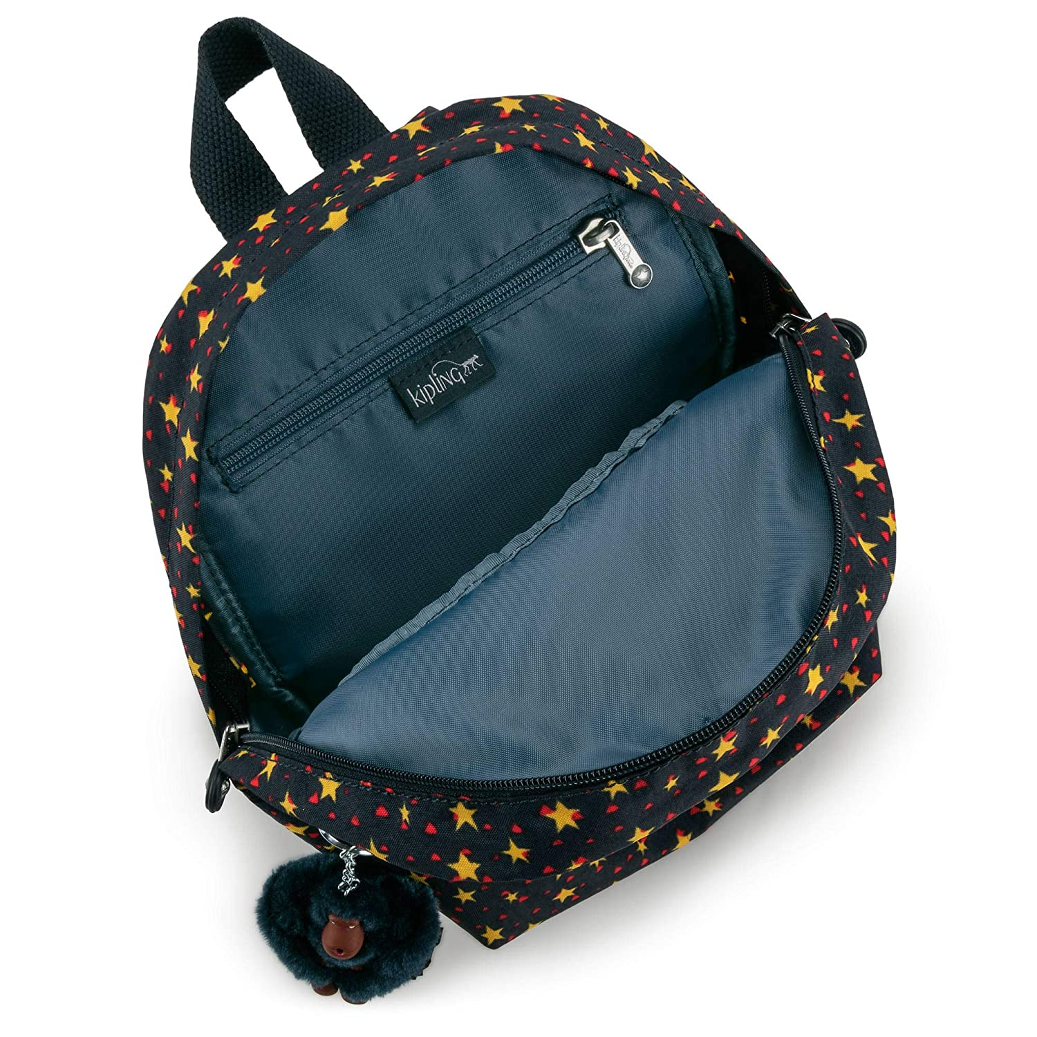 74f3c99afa Amazon.com  Kipling Faster Kids Small Printed Backpack One Size Cool Star  Boy  Shoes