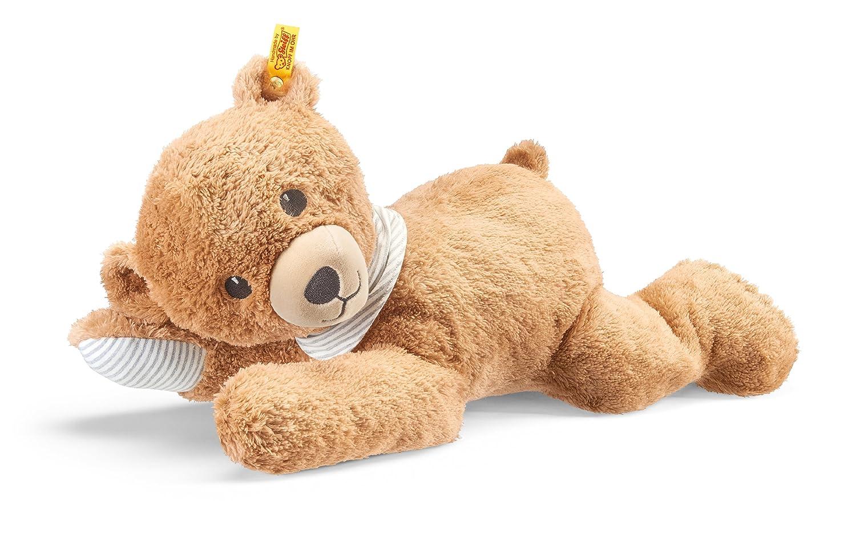 Steiff 239731 - Schlaf Gut Bär, liegend, 48 cm, rotblond