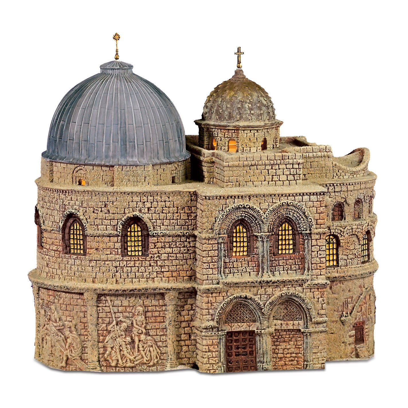 New Department 56 Holy Land Collection Church of the Holy Sepulcher