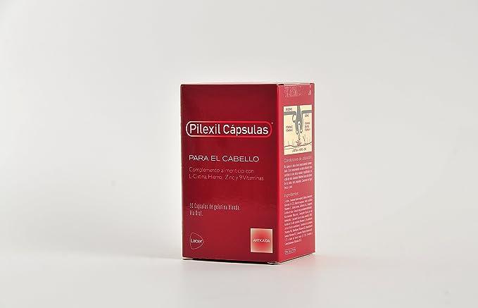 LACER PILEXIL 50 cápsulas: Amazon.es: Salud y cuidado personal