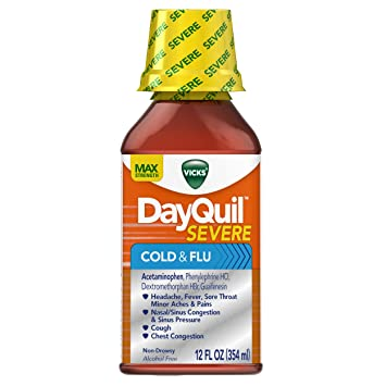 DayQuil™ Cold & Flu Relief LiquiCaps™