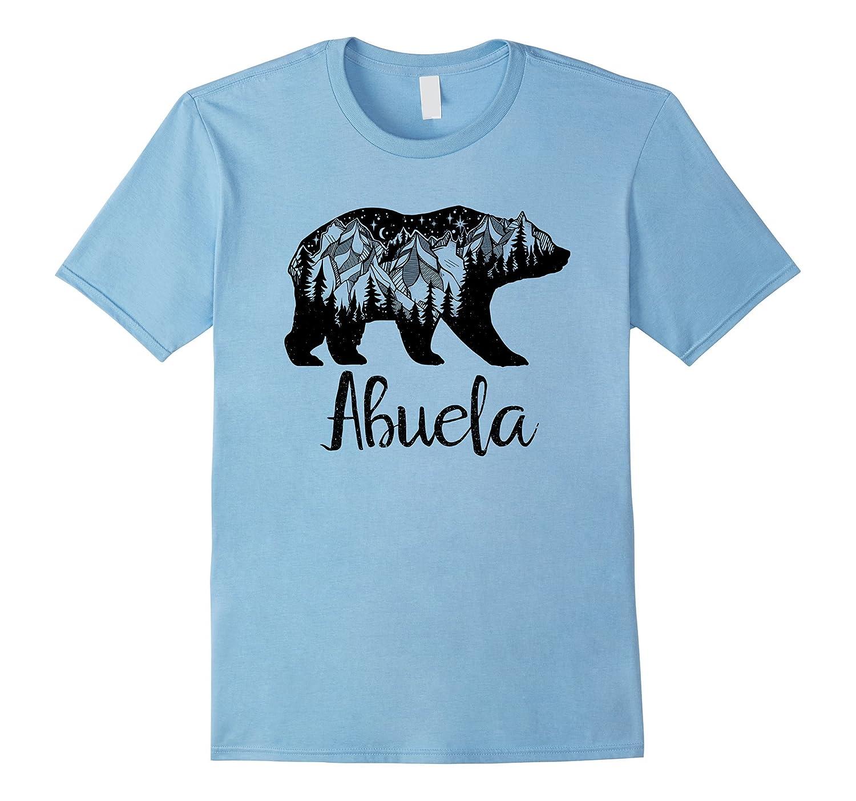 Abuela Bear! Spanish Grandmother T-Shirt-TH