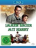 Immer Ärger mit Harry [Blu-ray]