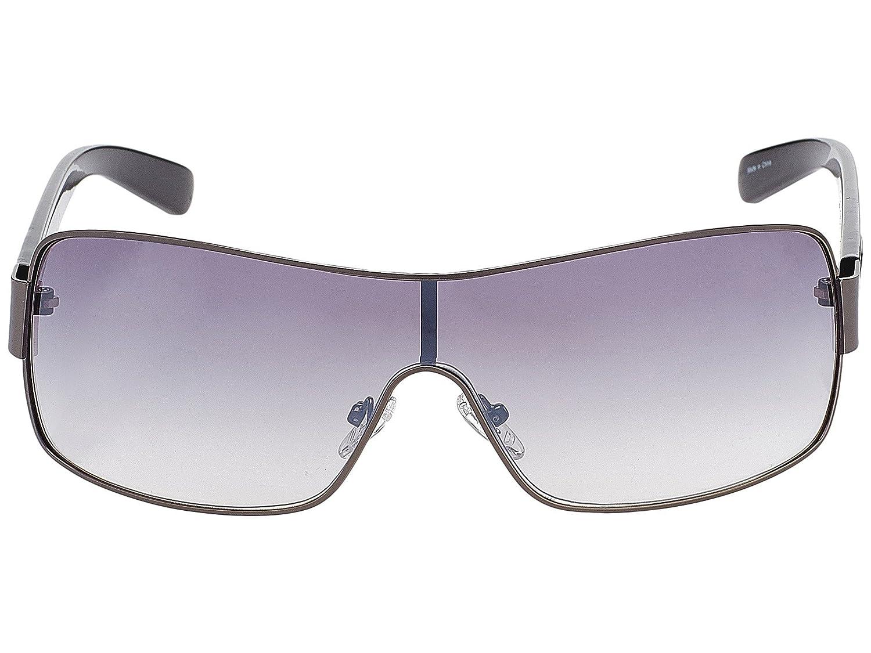 GUESS Men''s GF6594-0006B Sunglasses, Silver (Niquel), 0