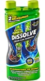 Green Gobbler DISSOLVE Liquid Hair & Grease Clog Remover / Drain Opener /Drain cleaner/ Toilet Clog Remover (32 OZ.)