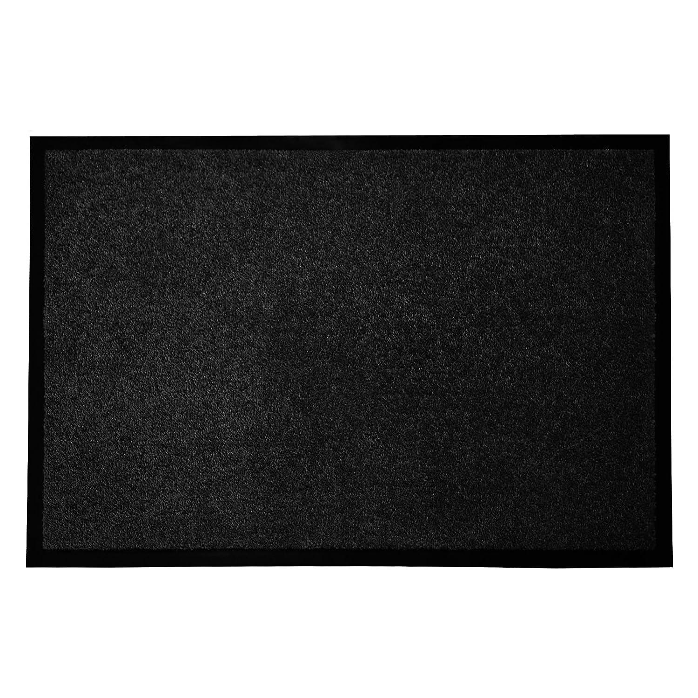Everest Schmutzfangmatte - 9 Größen - schwarz, mono