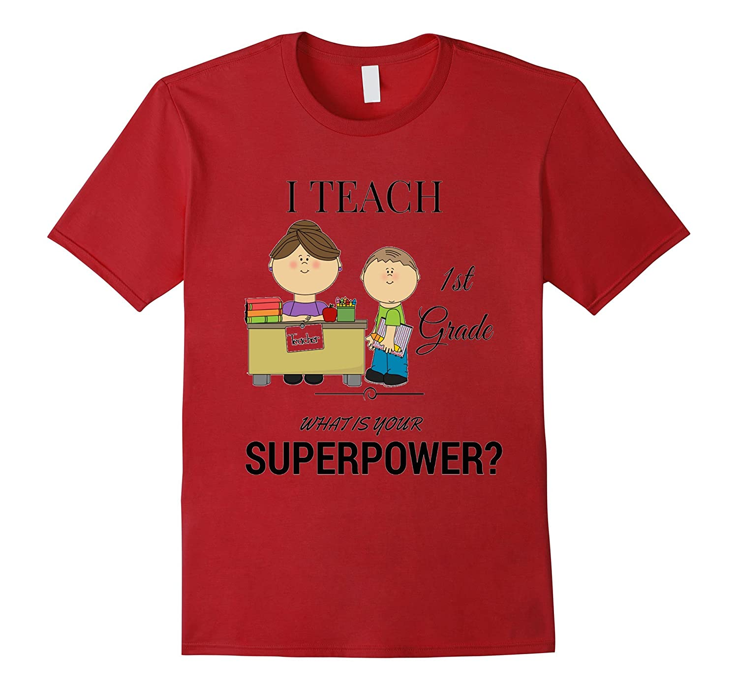 I Teach 1st Grade - What Is Your Superpower?-Vaci