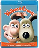 Wallace and Gromit: The Complete Collection [Blu-ray]