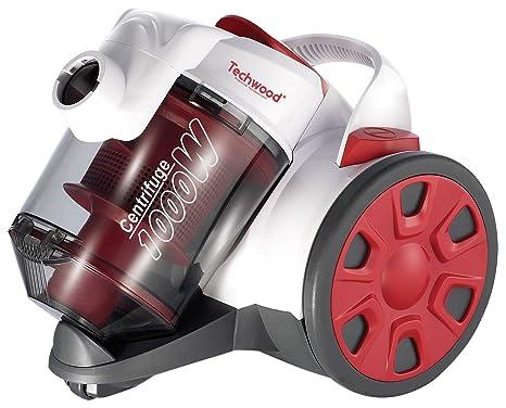 Techwood TAS-125C ERP-Aspiradora sin bolsa 1000 W