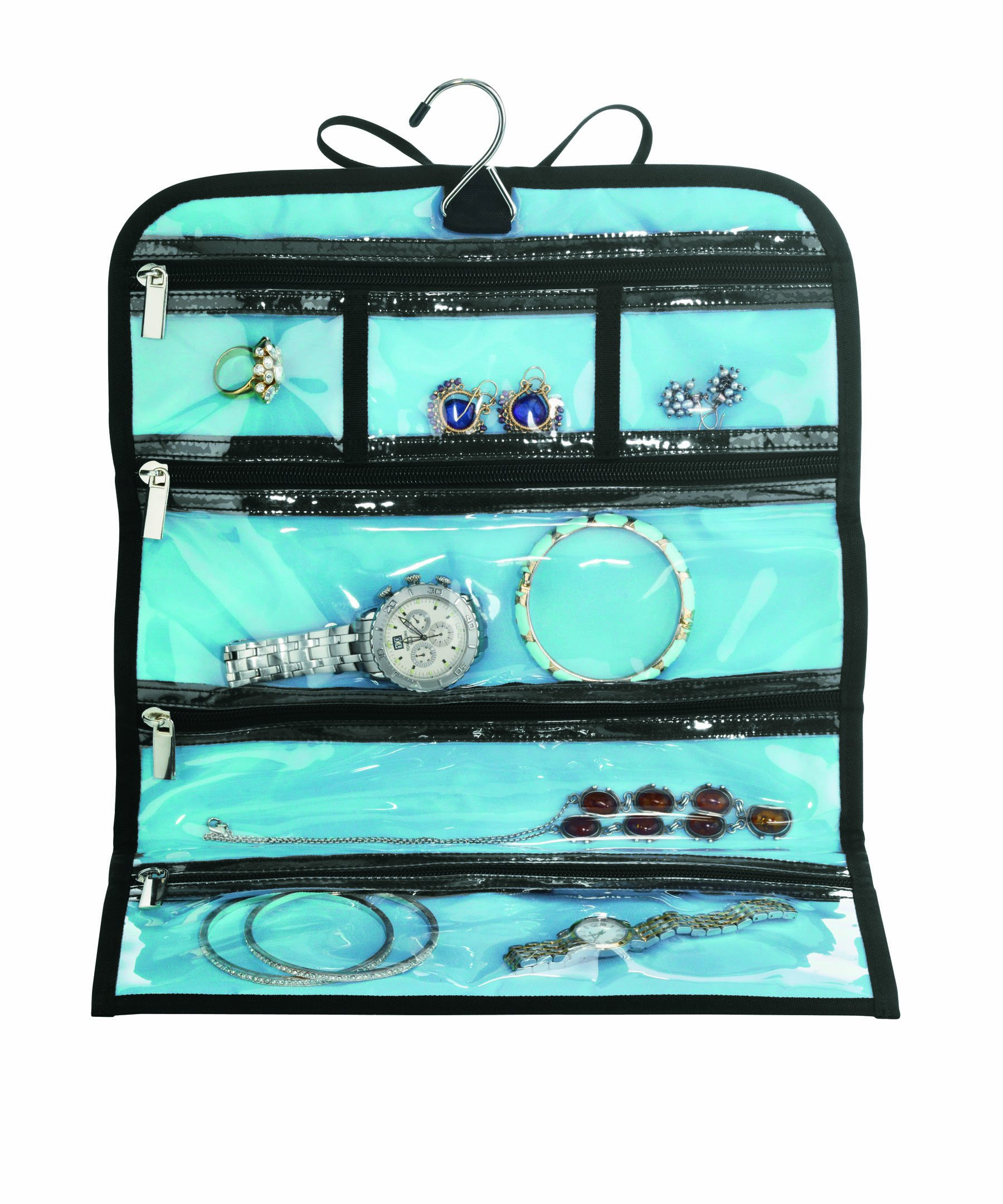 Galleon Travel Smart By Conair Jewelry Roll Bag