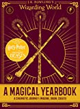 A Magical Yearbook: A Cinematic Journey: Imagine, Draw, Create (J.K. Rowling's Wizarding World)