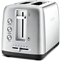 Breville 2 Slice Toasters, Stain Less Steel, LTA620BSS