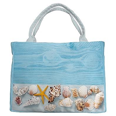 5bf0694ae Amazon.com  Custom Ocean Beach Theme Canvas Bag