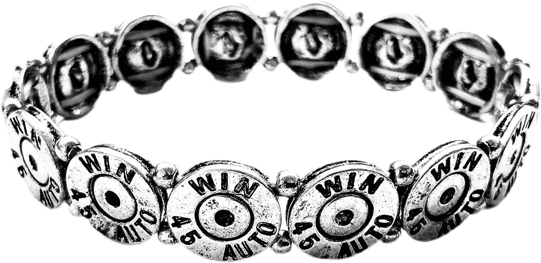 Shooting Sports Girlfriend Gift Gift for Her Shotgun Shell Jewelry 20ga Shotgun Shell Bracelet Hunting Jewelry Southwestern Style