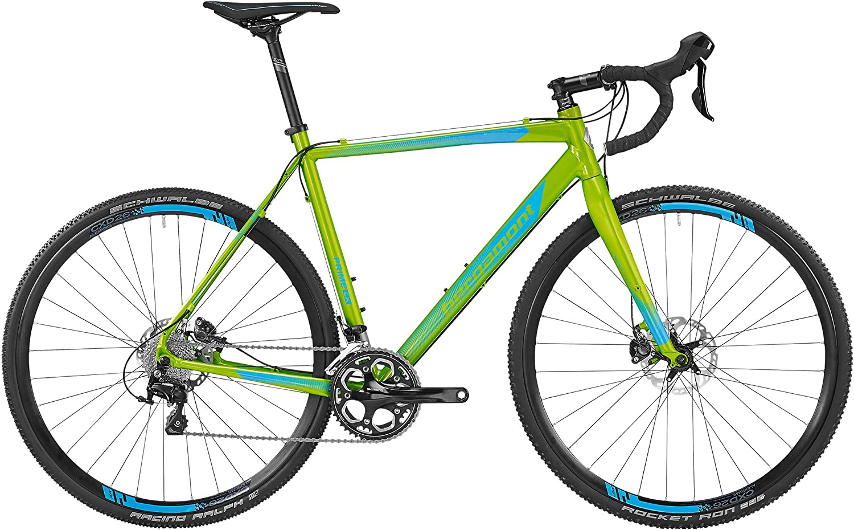 Bergamont – Prime CX Cross Bike Horizontal feldein verde/azul ...
