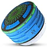 Amazon Price History for:Bluetooth Speakers, Auto Tech IPX7 Portable Wireless Waterproof Speaker with FM Radio and LED Mood lights, Super Bass and HD Sound for Shower, Pool, Beach, Kitchen&Outdoor