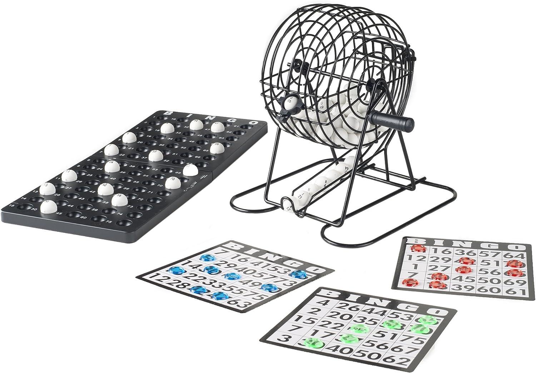 Hey. Juego. Juego Completo de Juego de Bingo Junta Juego: Amazon.es: Juguetes y juegos