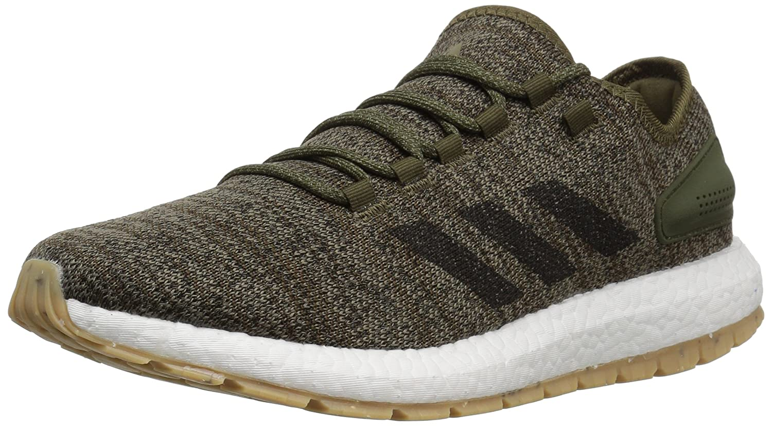 Trace Cargo noir Trace Olive adidasS80787 - Pureboost ATR Homme 44 EU
