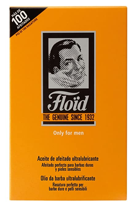 Floid 7209097000 - Aceites afeitado, 50 ml