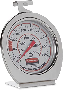 Rubbermaid Commercial Oven Monitoring Thermometer