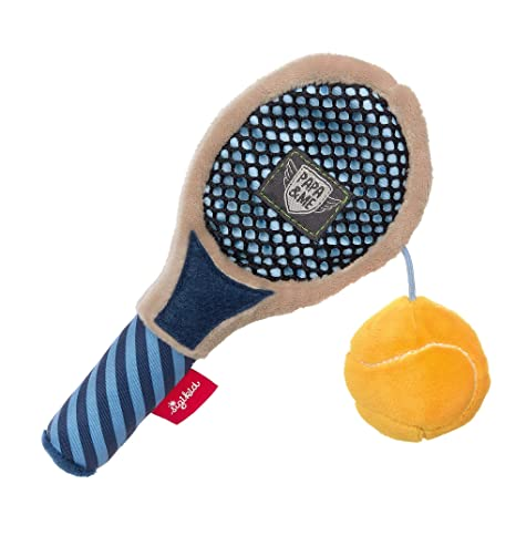 Sigikid 42353 Papa&Me - Raqueta de tenis, color azul: Amazon ...