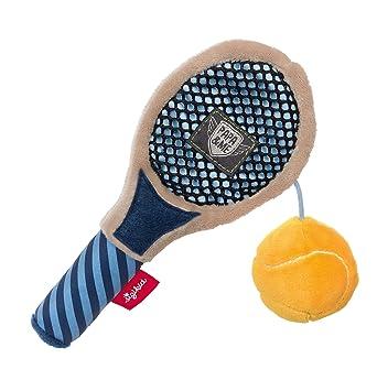 Amazon.com : Sigikid Papa&Me 42353 Gripper Tennis Racket ...