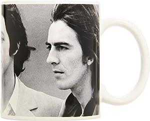 Apple Beatles Windswept Ceramic Coffee Mug (ro)