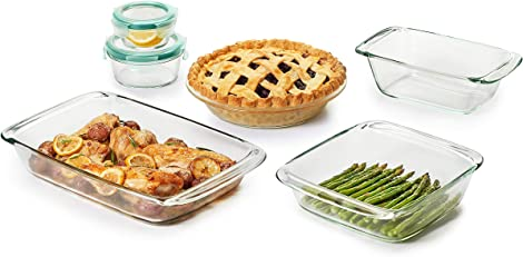 OXO glass bakeware